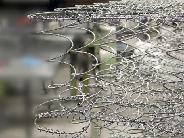 materasso molle e lattice