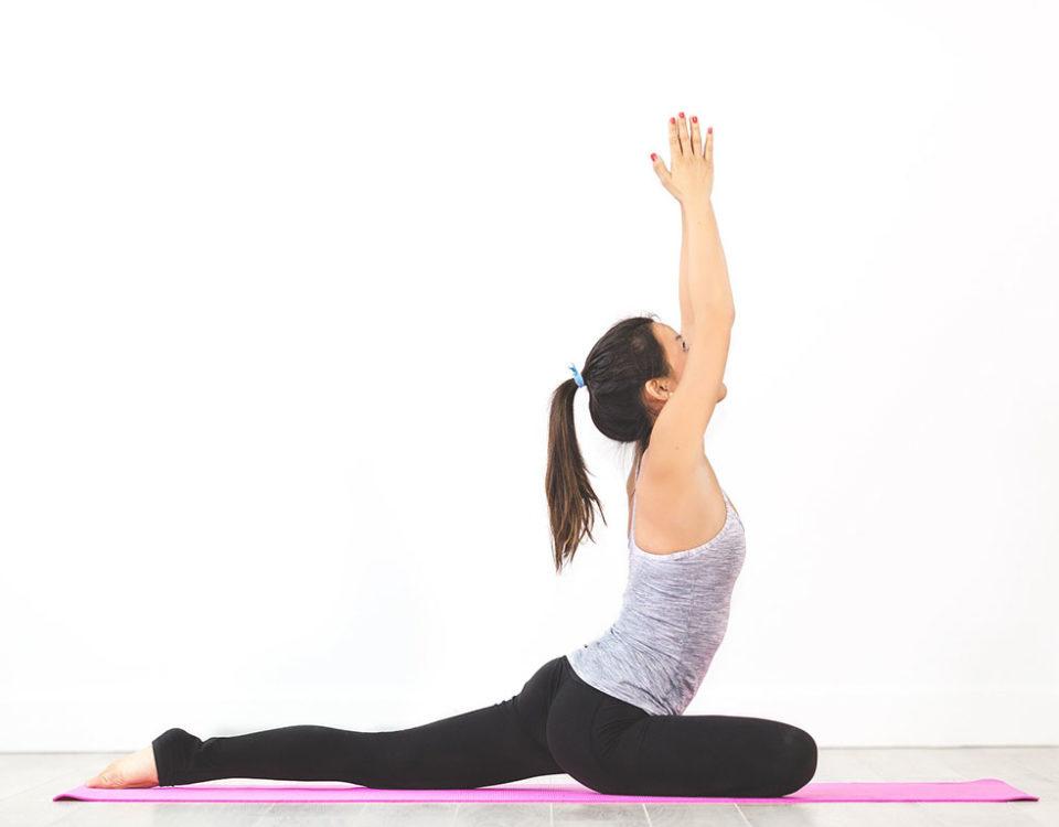 yoga equilibrio mentale e dormire meglio